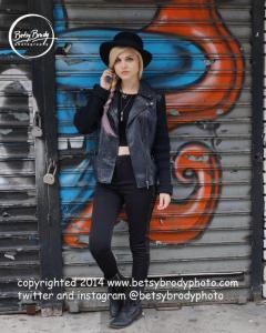 Photoshoot in NYC Photo Cred: Betsy Brody