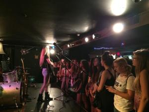 Opening for IM5 at The Space in Hamden, CT