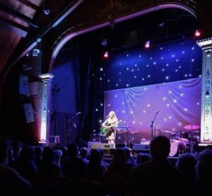 Opening for Kris Allen at Infinity Hall in Norfolk, CT