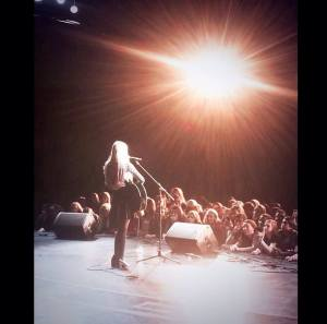 Performing at The Chevalier Theatre in MA With The Jam Tour